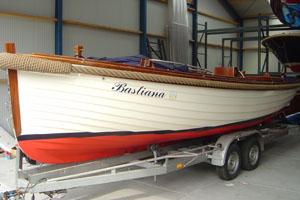 Onderhoud - Voor onderhoud aan uw zeilboot of sloep kan u terecht bij Jachtwerf Mollers.