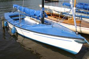 Zeilboot Valk - Jachtwerf Mollers bouwt en verhuurt Valk zeilboten.