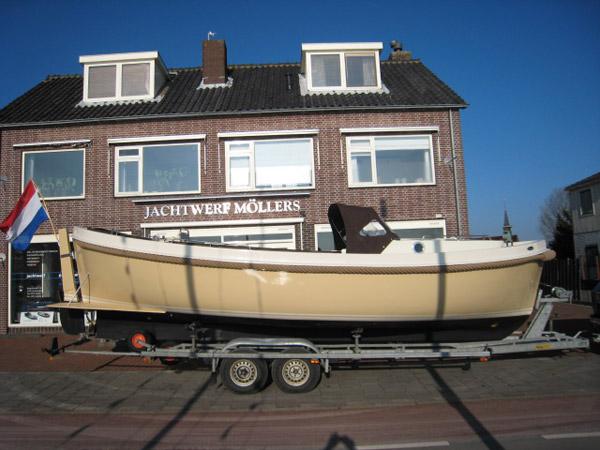 Varen op de Kaag - foto's Kaag lifeboat - KLB Weekender 10