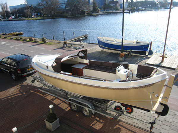 Varen op de Kaag - foto's Kaag lifeboat - KLB Weekender 5